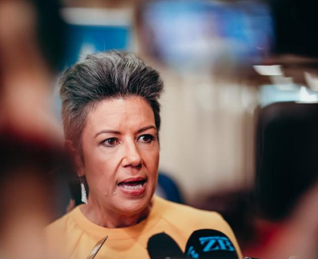 "National deputy leader Paula Bennett: ""The Prime Minister cannot keep her head in the sand and..."