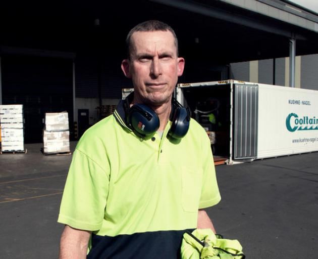 Rob Dempsey found a new job after being made redundant from Pumpkin Patch, but says, over a year later, some of his former workmates only have casual or temp work Photo: RNZ / Kate Newton