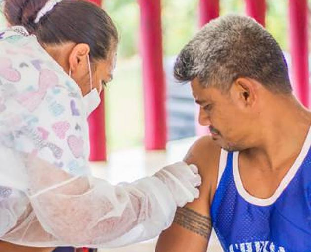 The Samoan Government has undertaken a nationwide measles vaccination programme to combat the...