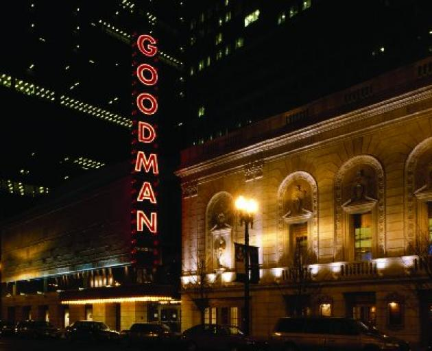 Goodman Theatre, in Chicago, has a national reputation with award-winning productions of new...
