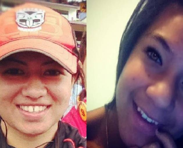 Nadene Faye Manukau-Togiavalu and Sydnee Shaunna Toulapapa have both pleaded guilty to kidnapping...