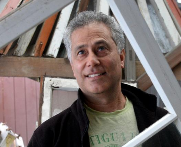 Dunedin home renovator John Alipate says he did not think twice about the asbestos risk when ripping into old homes, but now he is urging others not to make the same mistake. Photo by Stephen Jaquiery.