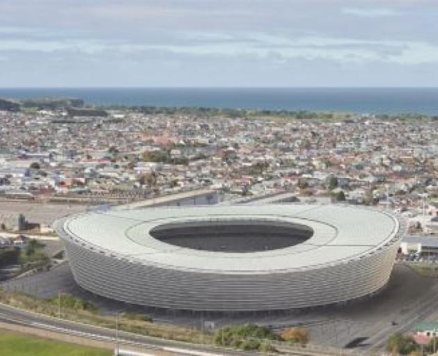 Putting a stadium back in South Dunedin.