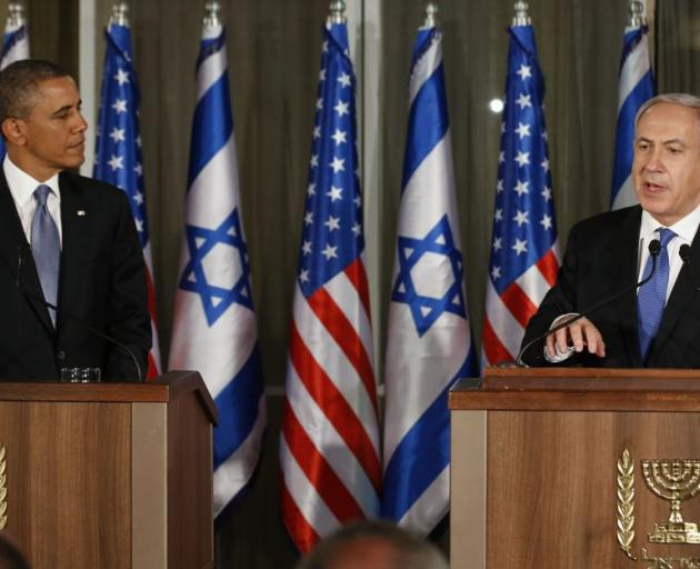 United States President Barack Obama met Israel's Prime Minister Benjamin Netanyahu on the president's first official visit to Israel last week.  Mr Obama pledged unwavering commitment to the security of the Jewish state where concern over a nuclear-armed
