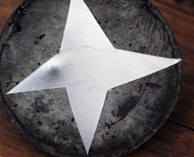 """pocket star"", by Miranda Parkes"