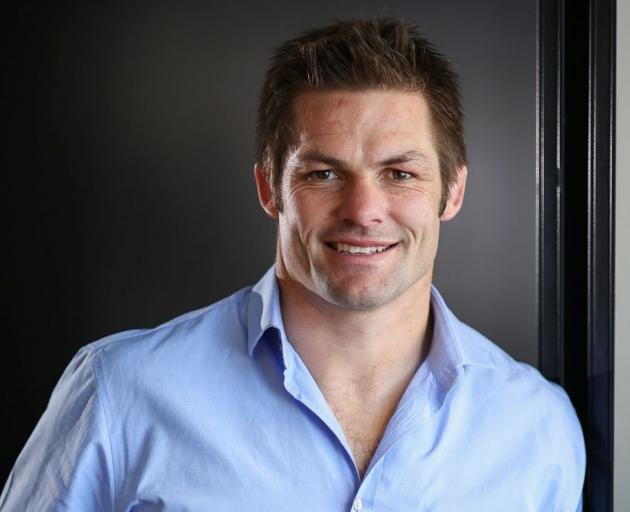 Richie McCaw is the only appointment to the Order of New Zealand in the New Year Honours. Photo: Hagen Hopkins