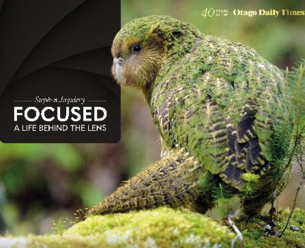 Focused: A Life Behind The Lens  ($40 for ODT subscribers and $45  for non-subscribers), is...