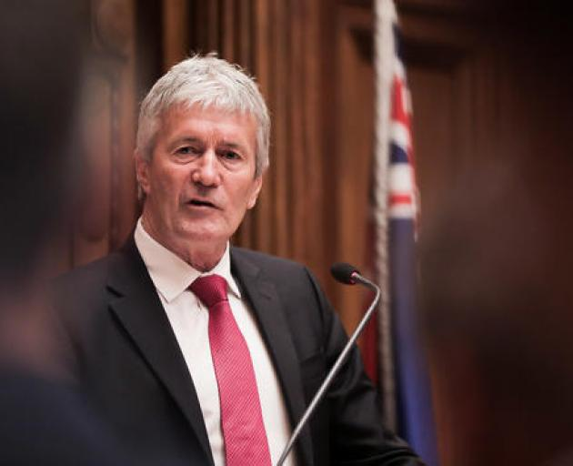 Agriculture Minister Damien O'Connor. Photo: RNZ