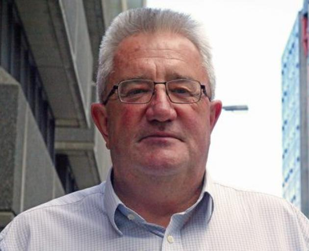 Automobile Association general manager Mike Noon. Photo: RNZ