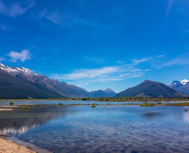 Parts of the Lord of the Rings movies were shot in the Queenstown area, including Glenorchy ...