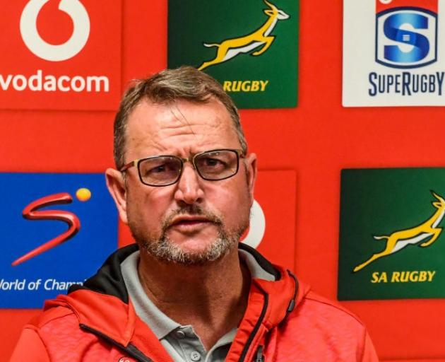 Crusaders wary of Lions mauling, says Todd