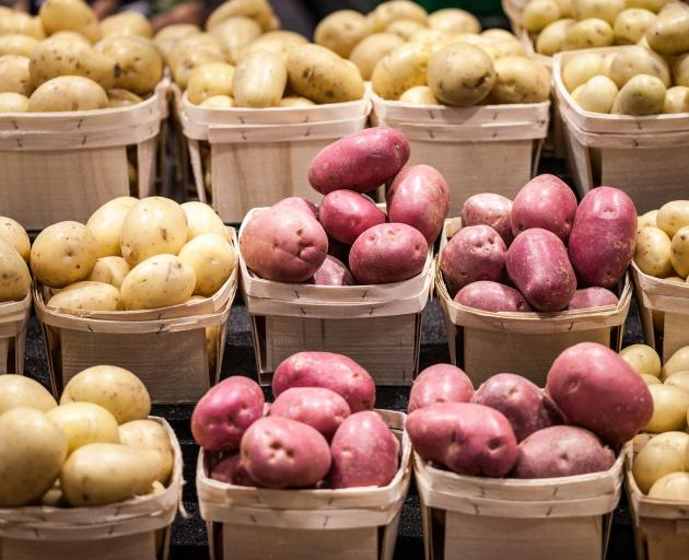 Starchy foods including potatoes give us energy but as  they are low-energy foods, you can eat a...