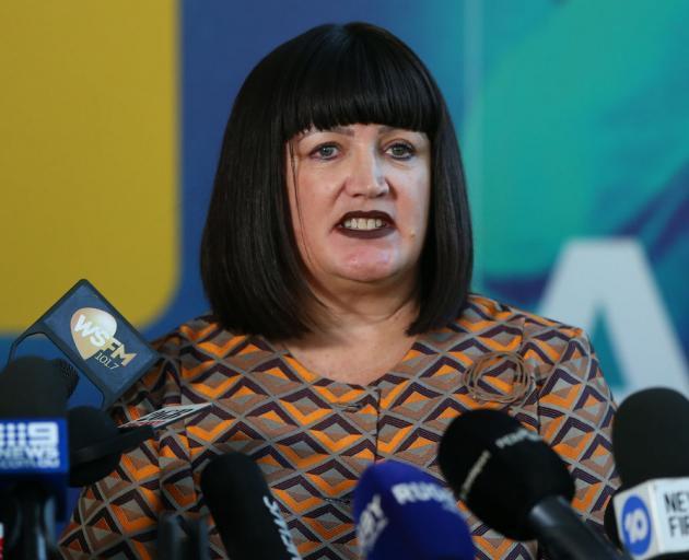 Rugby Australia boss Raelene Castle. Photo: Getty Images