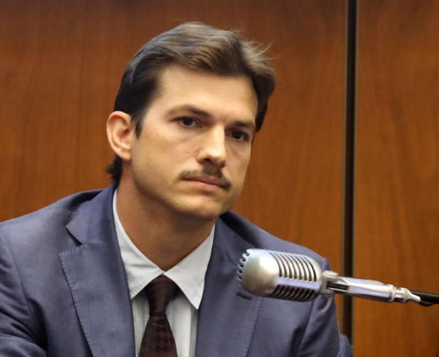 Ashton Kutcher gave testimony against the accused. Photo: Getty Images