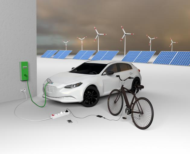 Whatever form powered transport takes in the future, it will need to be electric. IMAGE: GETTY...
