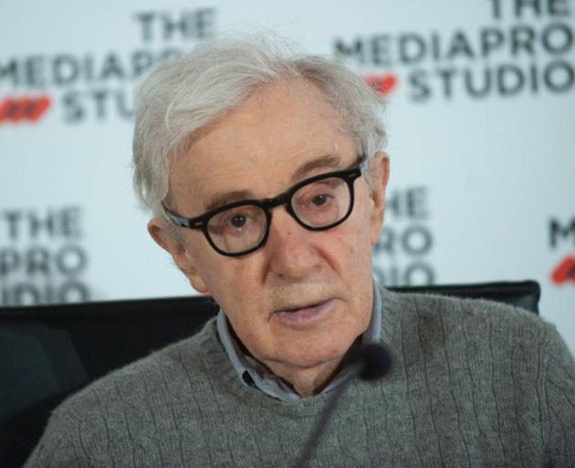 US director Woody Allen. Photo: Getty Images