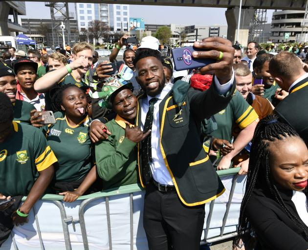 This week, Springboks captain Siya Kolisi had the misfortune of becoming an Instagram follower of...