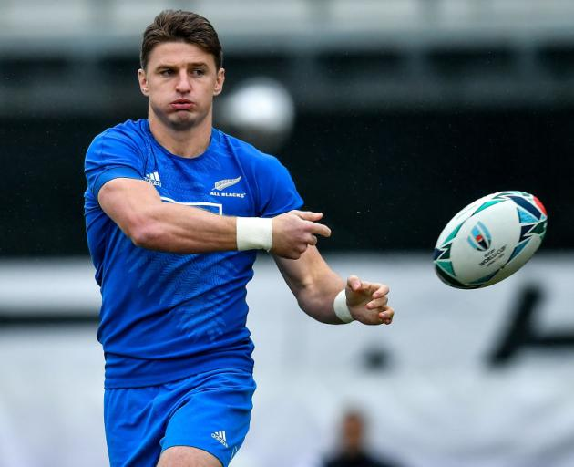 Beauden Barrett makes the move from the Hurricanes to the Blues. Photo: Getty Images