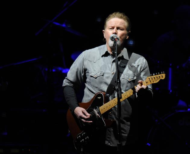 Don Henley performs at the Hop Farm Festival, in England. Photo: Getty Images