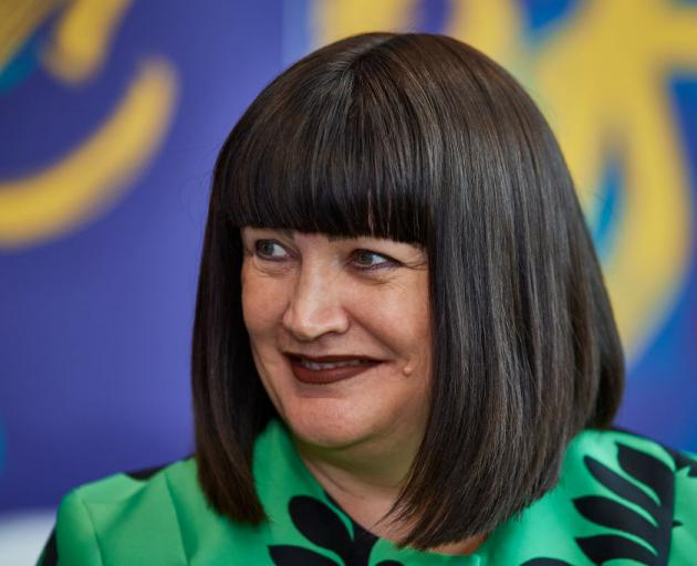Rugby Australia chief executive Raelene Castle. Photo: Getty Images