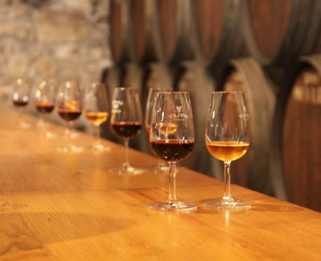 Tawny ports take their name from the colour of the wine, resulting from ageing and controlled...
