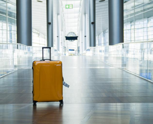 Some unclaimed luggage ends up in a surprising location. Photo: Getty Images