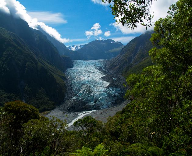 Westland Mayor Bruce Smith says aviation tourism is the future for areas including Fox Glacier ...