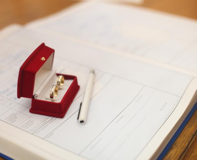Registry Weddings Axed In Favour Of