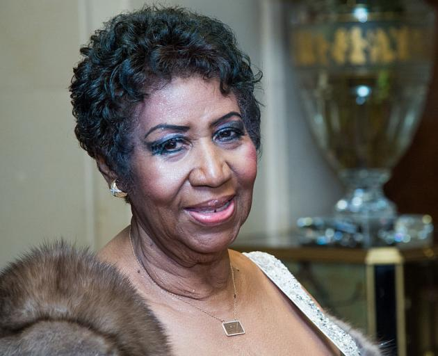 Aretha Franklin won 18 Grammy Awards in a stellar career. Photo: Getty Images