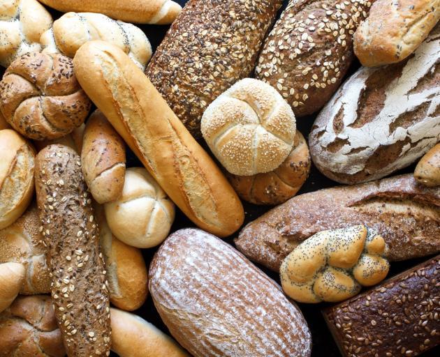 有这么多品种,很难知道哪种面包最难吃。照片:Getty Images