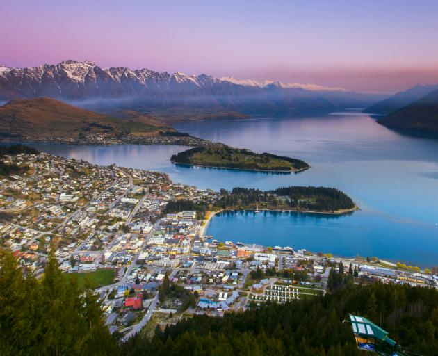 Queenstown, an adventure capital, is feeling the effects of Covid-19 and the downturn in...