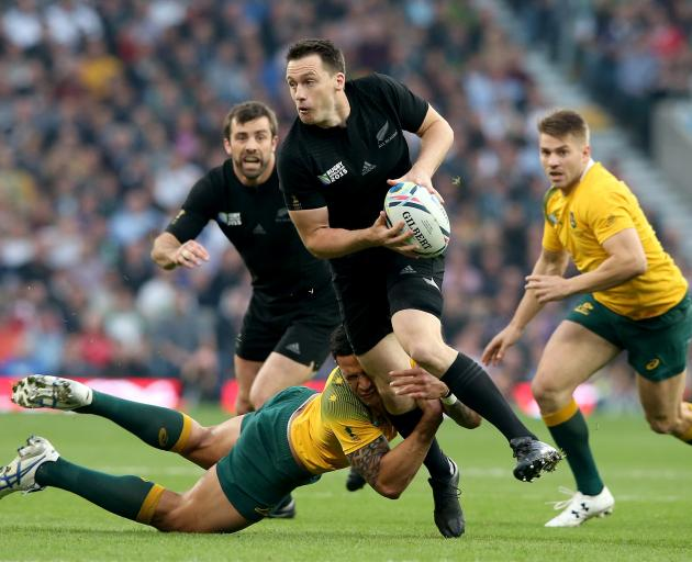 The Rugby World Cup will be the big test for live streaming in New Zealand. Photo: Getty Images