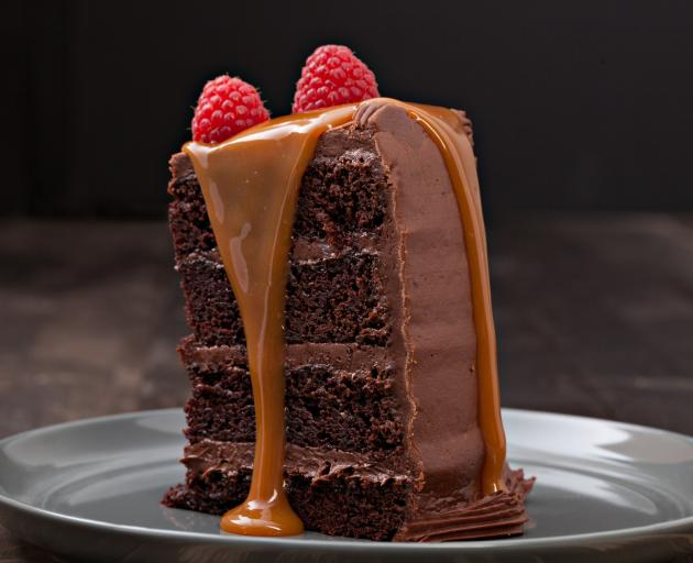 The world loves chocolate cake. Photo: Getty Images