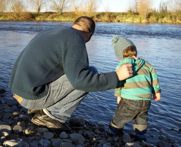 """The report warns there are """"serious challenges"""" facing New Zealand waterways and the native species they support. Photo: Getty Images"""
