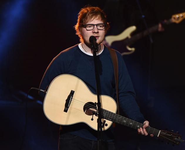 Air New Zealand 'Sheeran' the fun