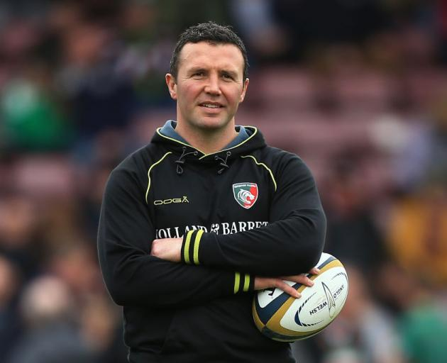 Former All Black Aaron Mauger joins Highlanders coaching staff