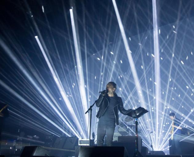 Radiohead frontman Thom Yorke. Photo: Getty Images