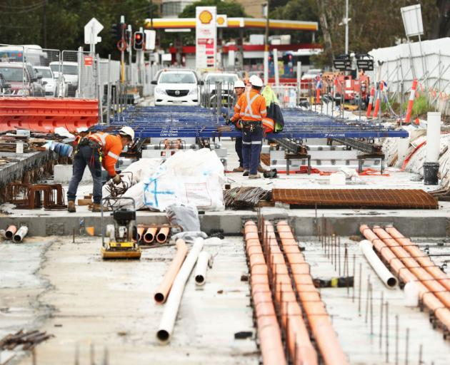 Projects including the Sydney light rail network have run significantly over budget with...