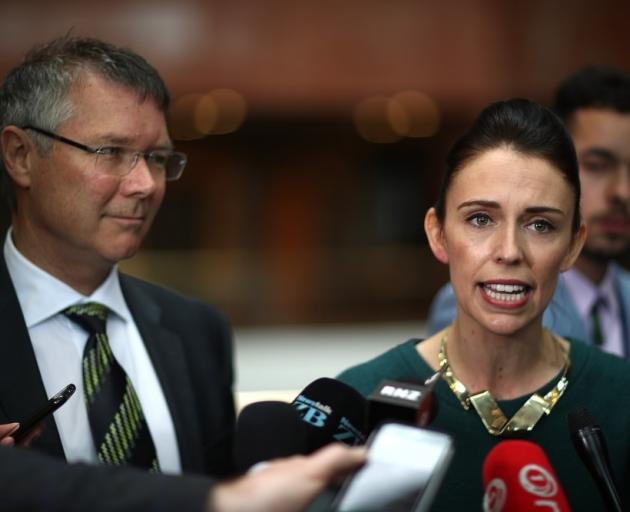 David Parker will accompany Jacinda Ardern to the Apec conference in Vietnam. Photo: Getty Images