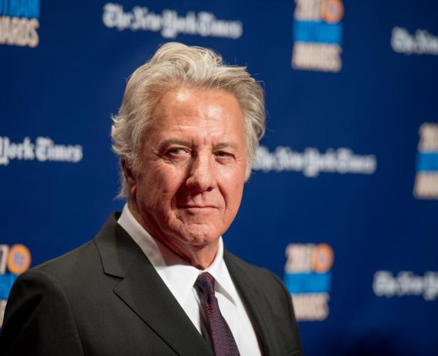 Dustin Hoffman is among a number of rich and famous men who have been accused of sexual misconduct since October. Photo: Getty Images
