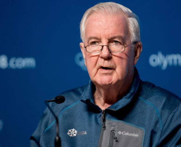 WADA President Craig Reedie. Photo: Getty Images