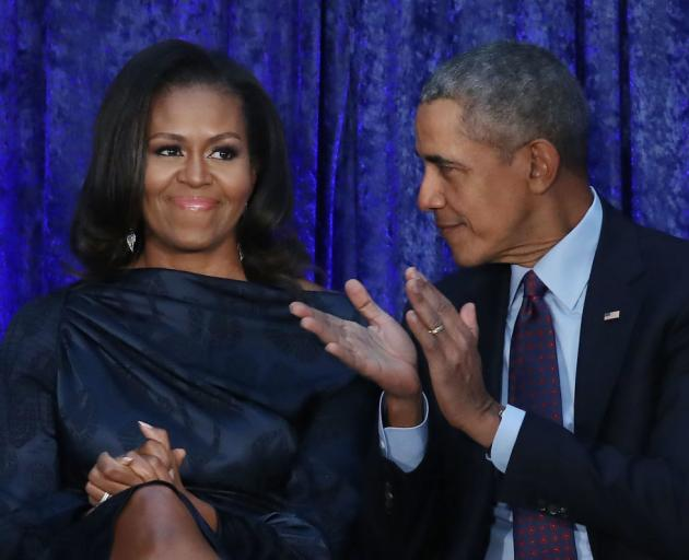 Michelle Obama 'won't forgive Trump' over birth claim | Otago Daily