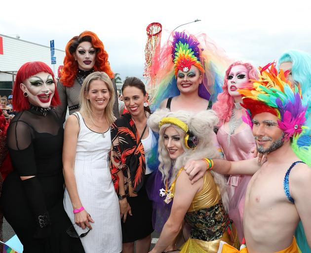 The Pride Festival promotes awareness of gay, lesbian, bisexual and transgender issues and themes...