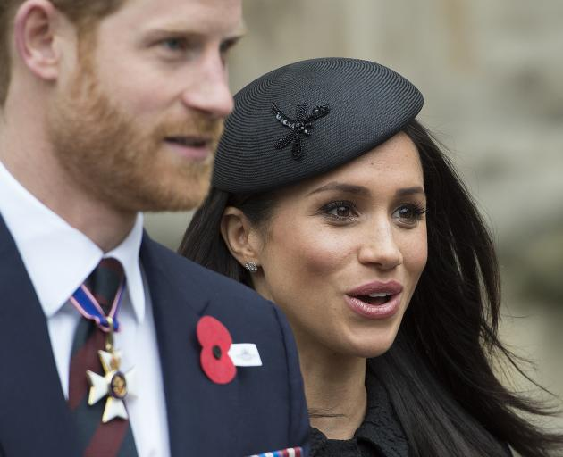 Prince Harry and Meghan Markle will marry at Windsor Castle on Saturday. Photo: Getty Images