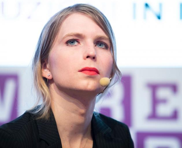 Chelsea Manning is set to speak in Auckland and Wellington. Photo: Getty Images
