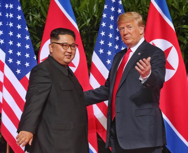 Trump, Kim accept mutual invitations to visit each other's countries