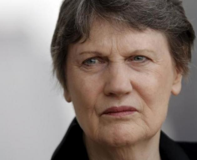 """Helen Clark: """"I know what it's like when people let you down"""".  Photo: Reuters"""