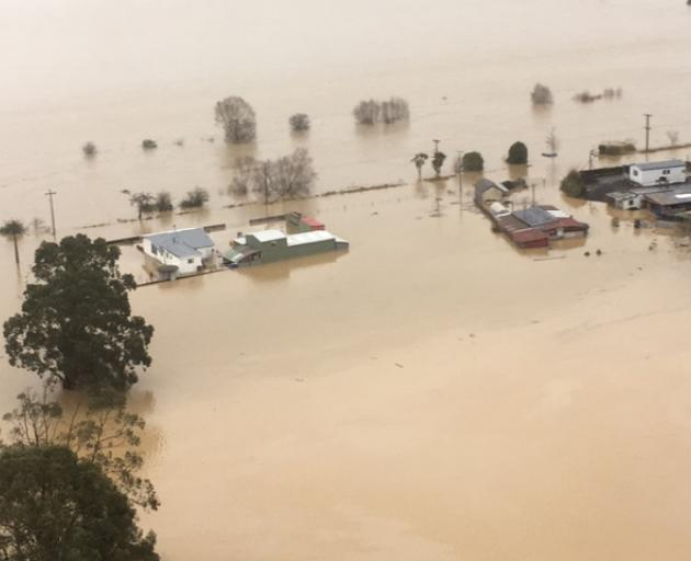 New Zealand storm: states of emergency declared as flooding hits South Island