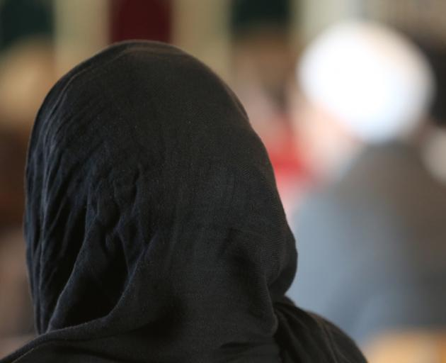 A hijab is a scarf some Muslim women wear in public, covering their hair and neck. Photo: Getty...