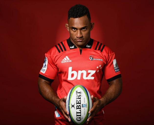 Sevu Reese. Photo: NZ Herald